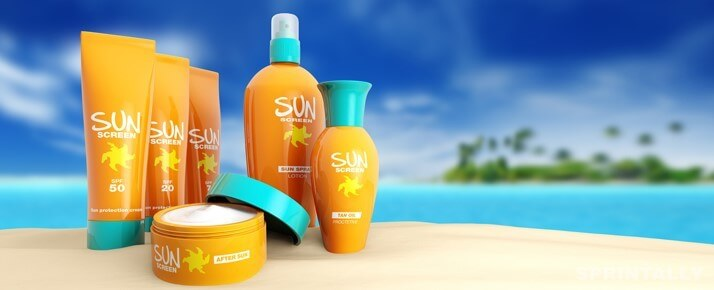 Sunscreen Stuffs