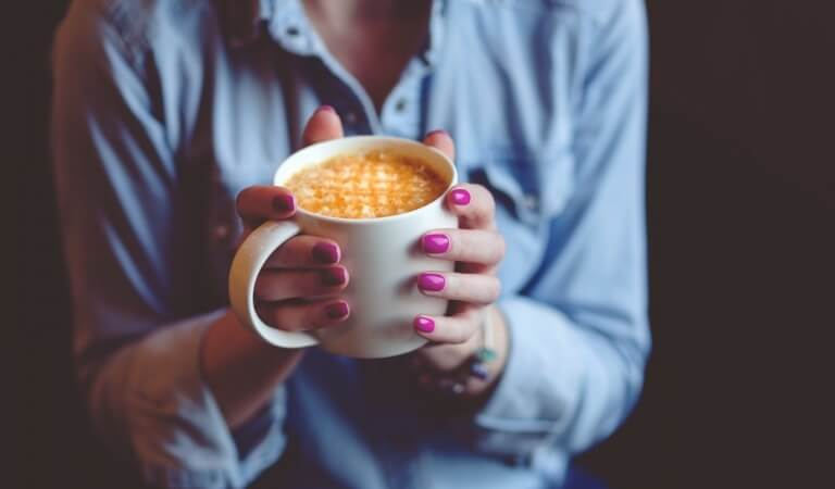 5 reasons to drink a cup of coffee