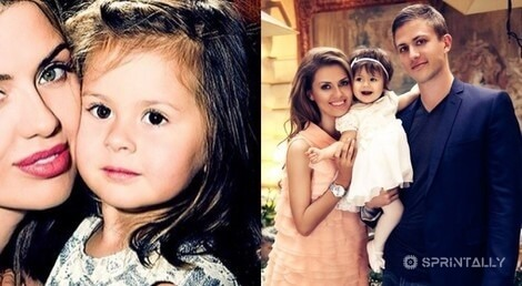 Angelina The Daughter Of Victoria Boni