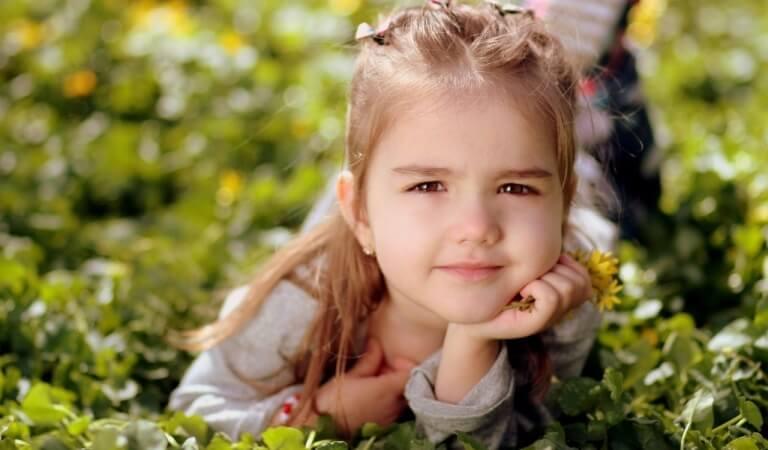 The most beautiful children of celebrities