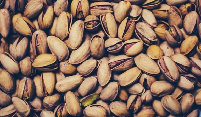 Amazing properties of pistachios
