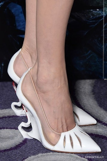 Uncomfortable Shoes 9