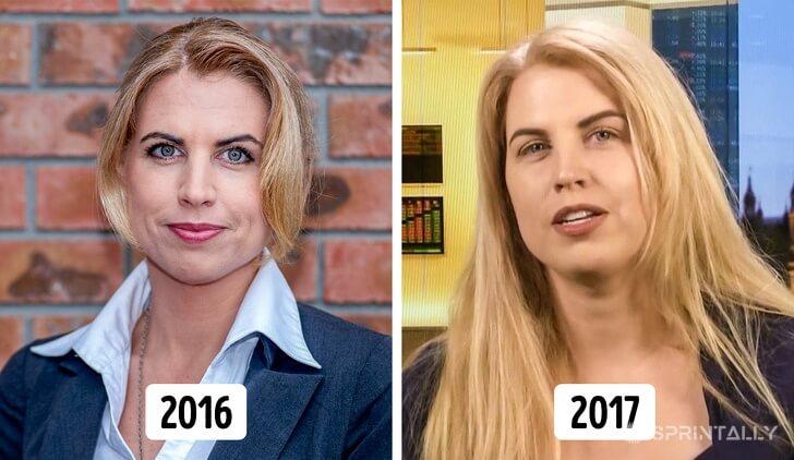 Elizabeth Parrish 2016 And 2017