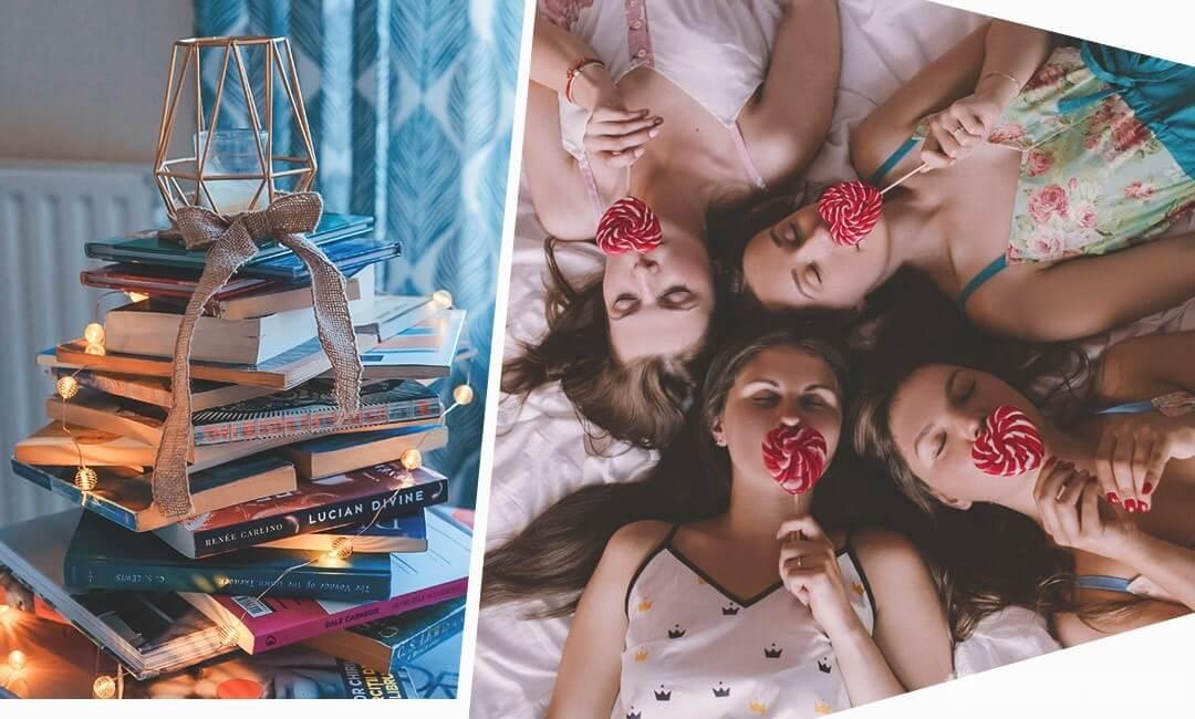 Arrange A Book Club