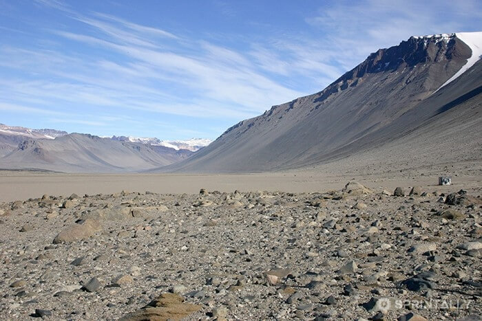 In Antarctica, There Are Places In Which For 2 Million Years There Was Neither Rain Nor Snow