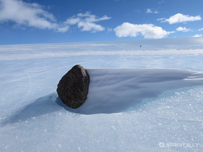 Most Meteorites Have Fallen On Antarctica Than On Any Other Continent