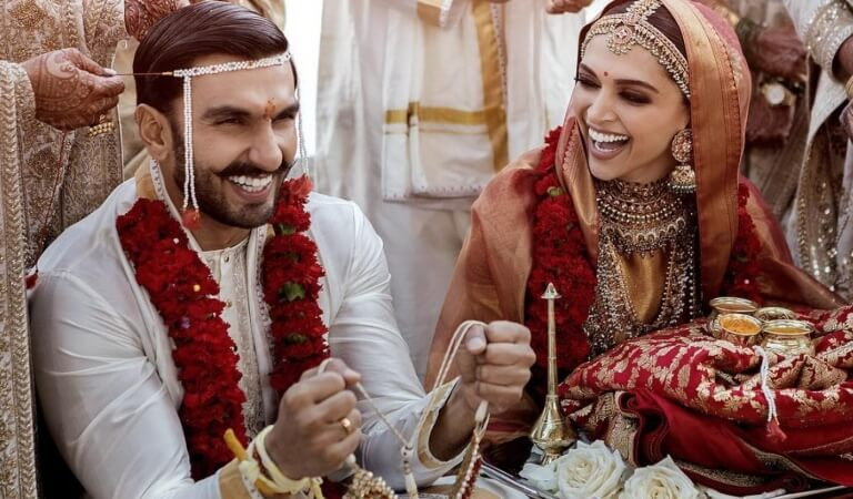 The most beautiful Bollywood actress got married