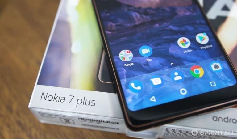 Review of Nokia 7 Plus