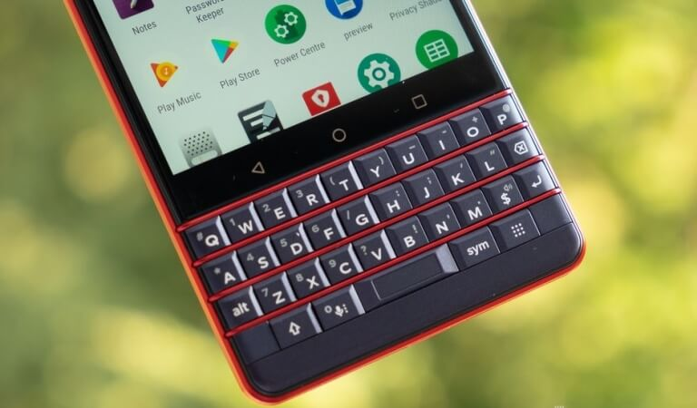 Review of BlackBerry KEY2 LE