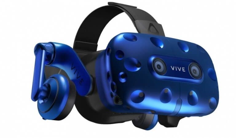 Overview of the HTC VIVE