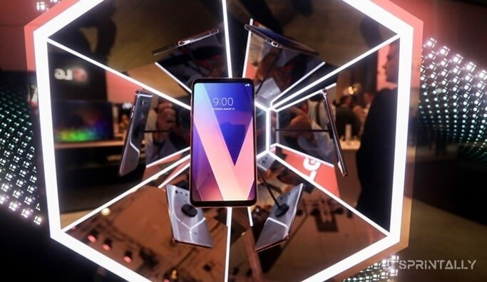 LG ThinQ V40