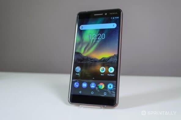 Review of Nokia 6.1 Plus