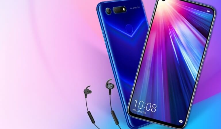 Review of huawei honor view 20