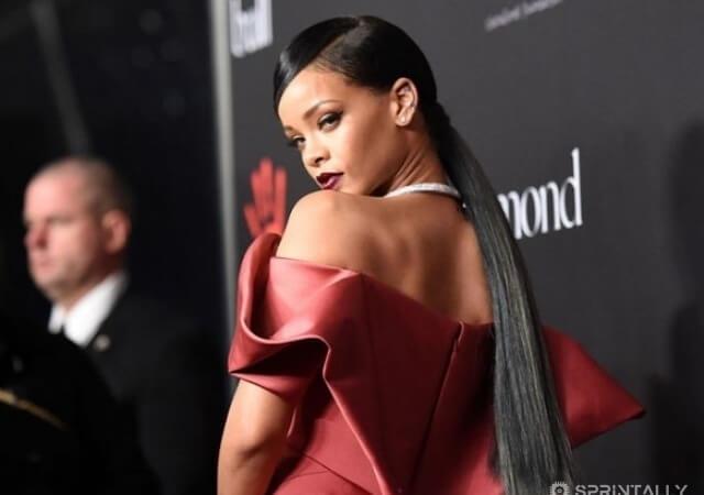Rihanna wants to leave the scene?