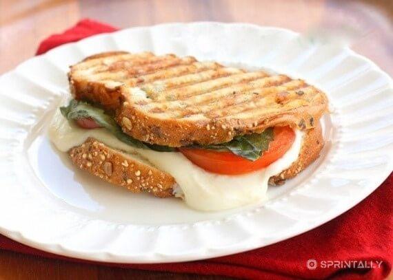 Sandwich - Grill Caprese