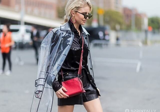 It's raining day: 10 raincoats for cool summer