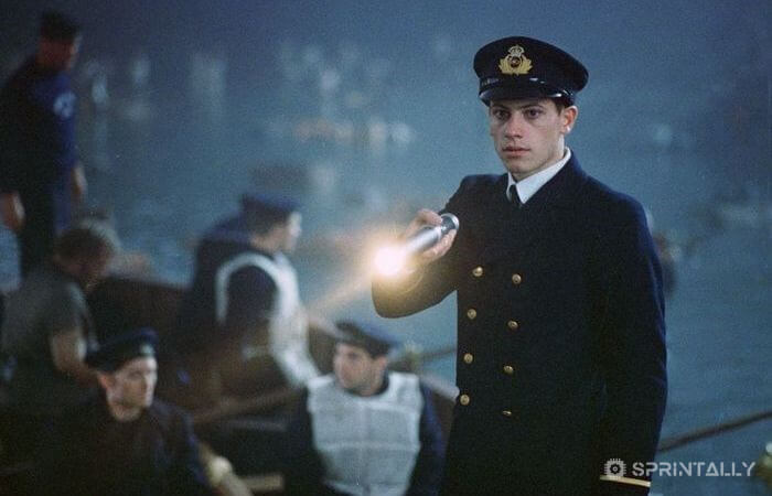 The Engineers Of The Titanic
