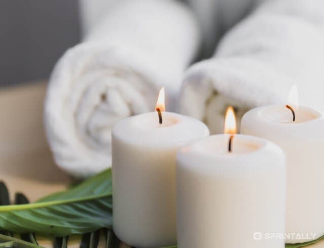 Aromatic Baths
