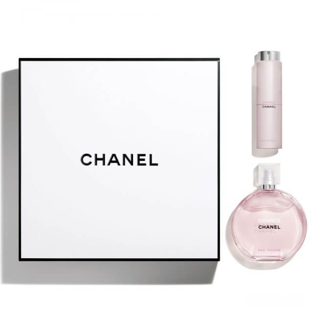 Perfume In Travel Format