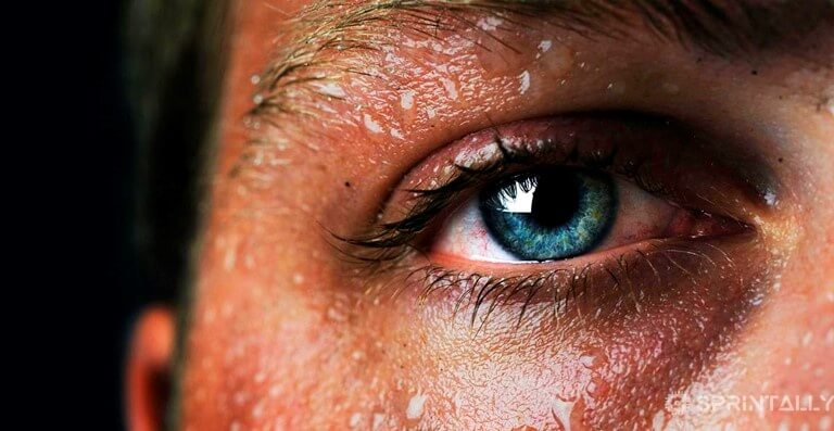 8 reasons why sweating is useful