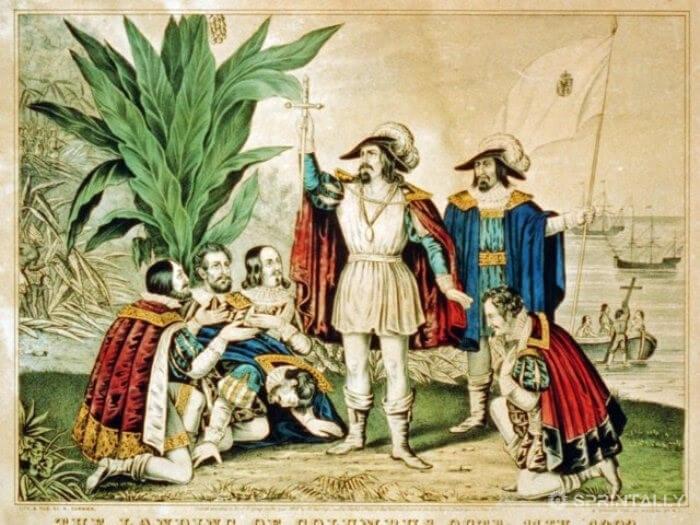 Christopher Columbus – Discoverer Of America