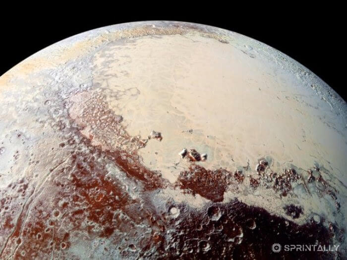 Pluto Is No Longer Considered A Planet