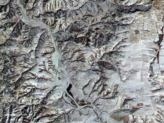The Great Wall Of China Is The Only Manmade Object That Is Visible From Space