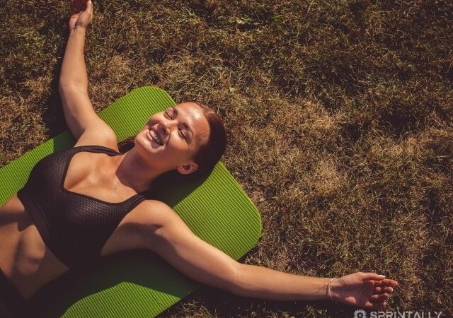 How to overcome stress with fitness?