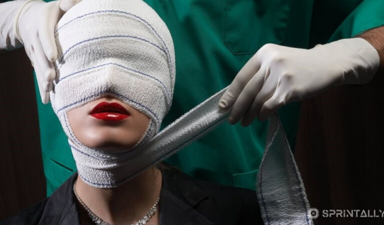 Interesting facts about plastic surgery