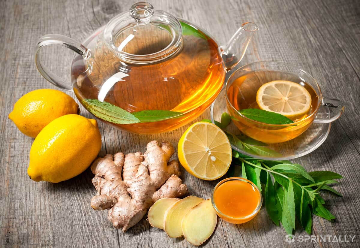Recipes Tea For The Prevention Of Influenza