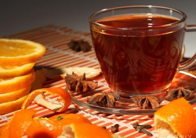 Top 3 recipes of tea with ginger, lemon, honey and raspberries for the prevention of colds