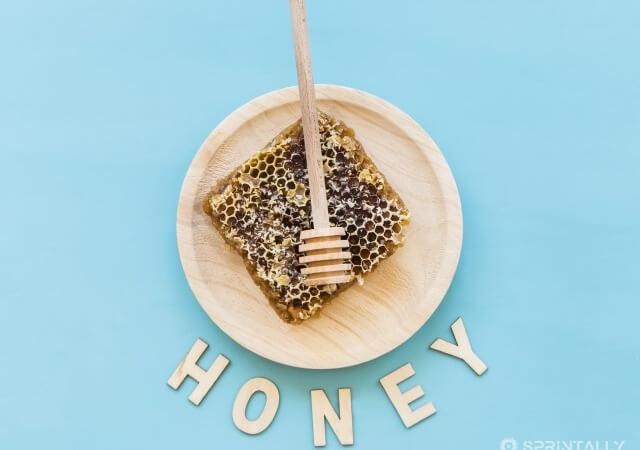 Honey Face Mask, Lips & Hair Recipes