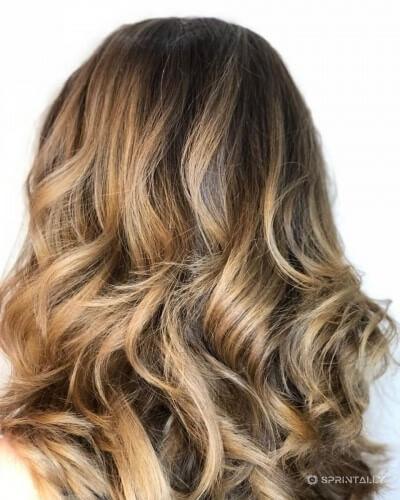 Haircut With Ragged Tips