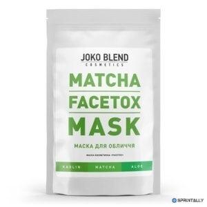 Joko Blend Matcha Facetox Mask