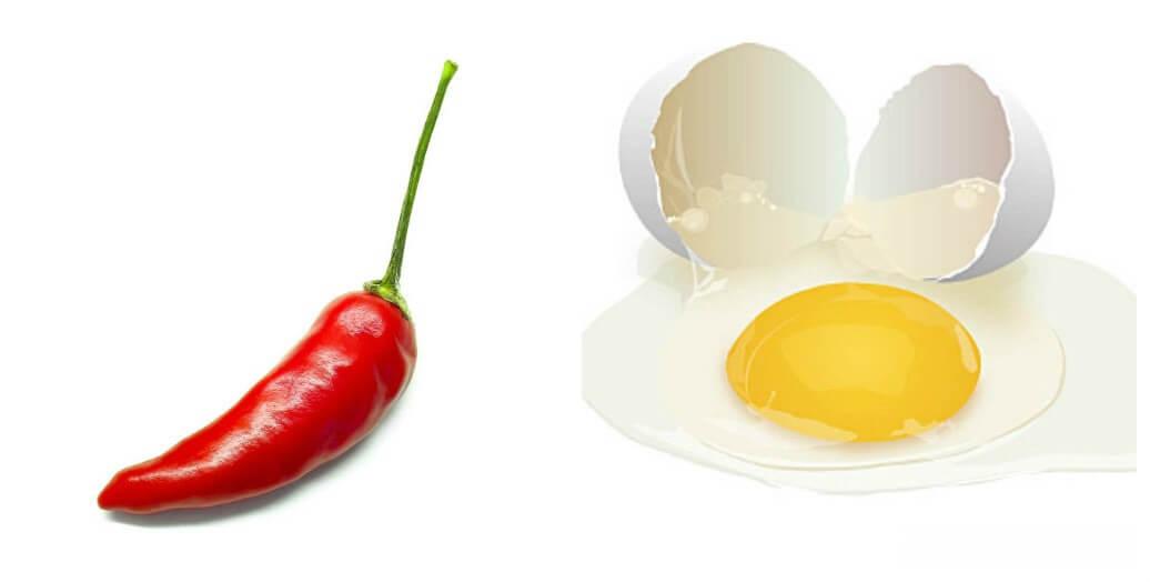 Mask Of Egg Yolk