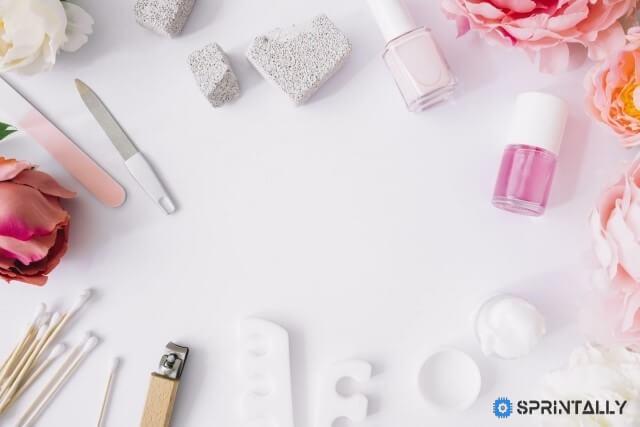 Primer for nails