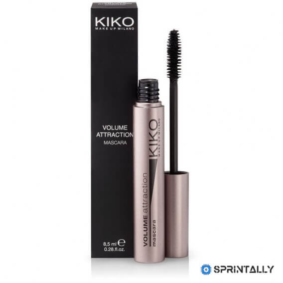 Straight And Curved Shape Of The Brush For Mascara