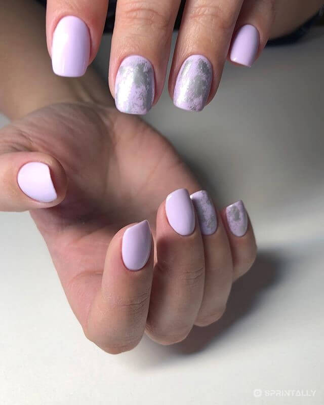 Trendy Manicure For Summer