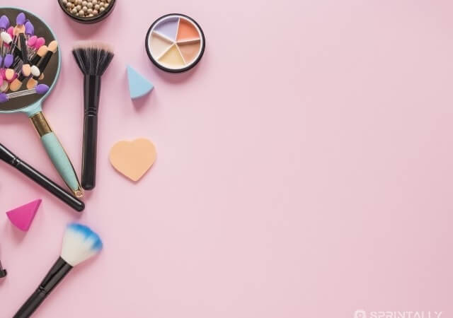 Beauty chemistry: how to mix liquid and dry makeup textures correctly
