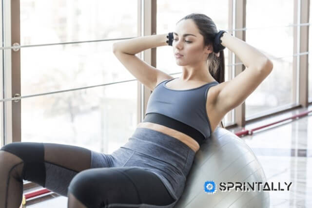 Exercises For Different Areas Of The Abdominal Muscles