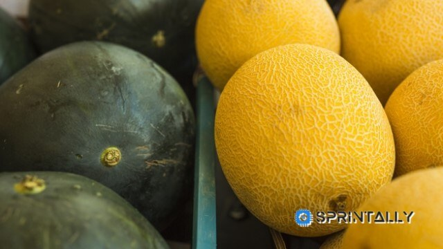 Melon Helps To Lose Weight