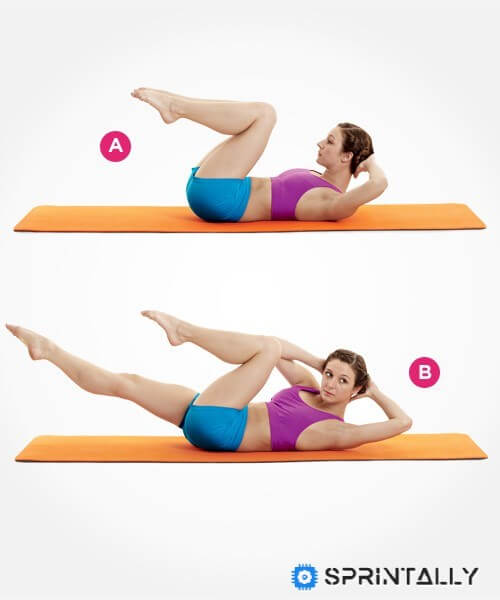 Cross Exercise
