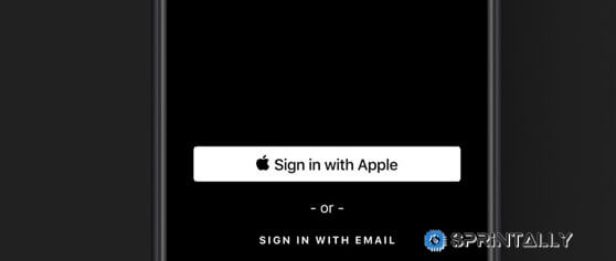 Authorization Via Apple Id