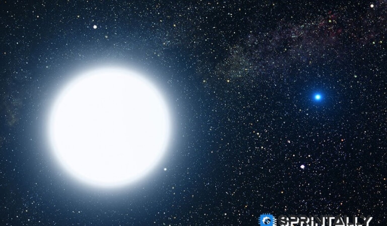 Our sun will turn into a crystal before it dies
