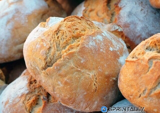 Is it possible to have a yeast bread? Amazing question of 2019