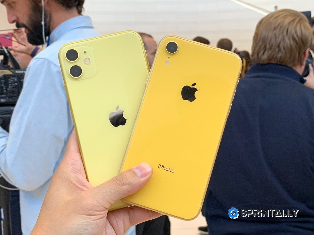 Iphone 11 And Iphone Xr