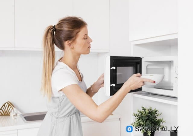 Harm of microwaves: fiction or truth?