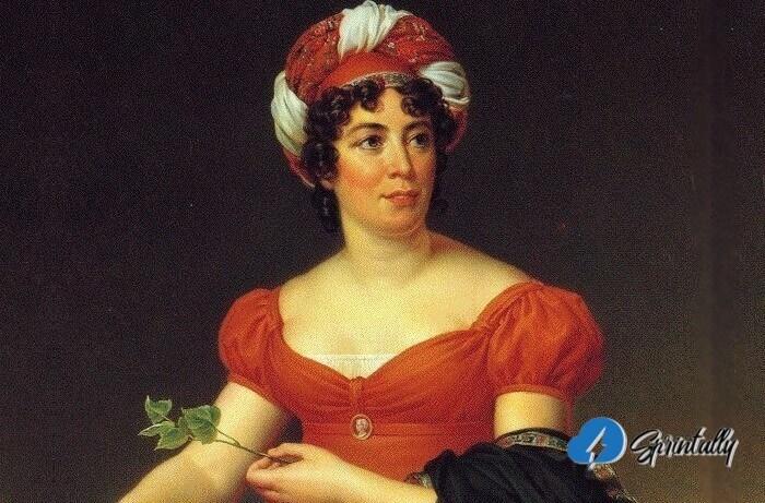 Anne Louise Germaine De Staël-Holstein