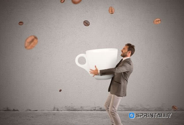 Depend On Coffee