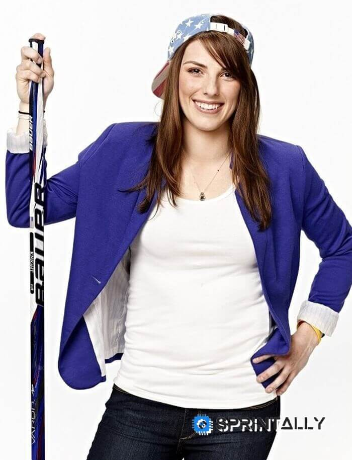 Hilary knight, USA